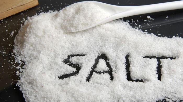 SEHARI Cukup 1 Sendok Teh, Ternyata Kelebihan Konsumsi Garam Bisa Memicu Gagal Ginjal