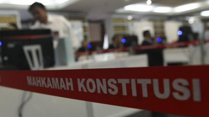 MK Dilarang Tangani Sengketa Pemilu dari Daerah Asal Hakim