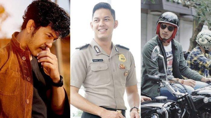 Gantengnya Gariz Luis, Polisi yang Mendadak Viral karena Tangkap Ferdian Paleka, Mantan Artis!