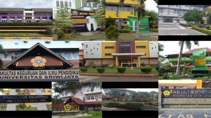 Mengenal 10 Fakultas yang Ada di Universitas Sriwijaya (Unsri) dan Program Studinya