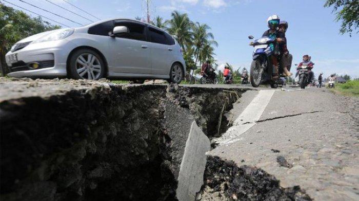 Gempa Susulan Lima Skala Richter Kembali Mengguncang Aceh