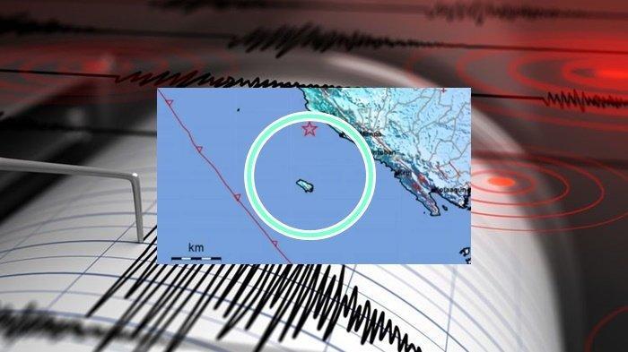 Gempa Bengkulu Guncang Sumsel, Sedang Duduk Tiba-Tiba Kursi Bergetar