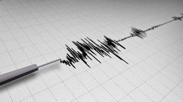 Gempa Bumi Magnitudo 5,3 Guncang Kabupaten Sikka, NTT