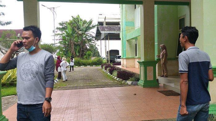 ASN di Pagaralam Panik Hingga Berhamburan Keluar, Gedung Bergoyang: Dari Bengkulu