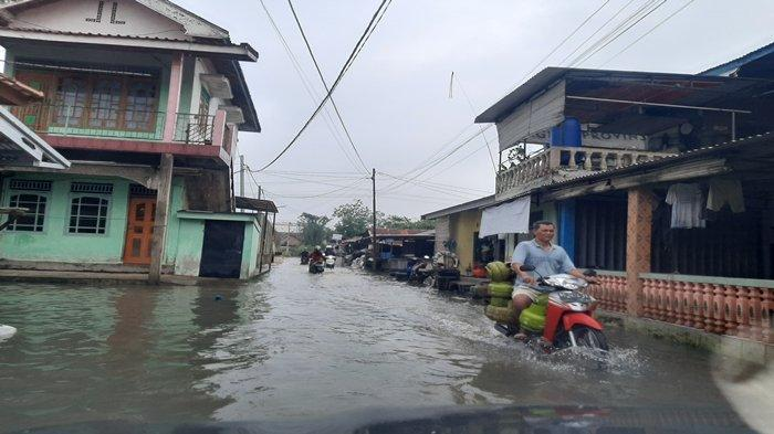 Antisipasi Hujan Deras