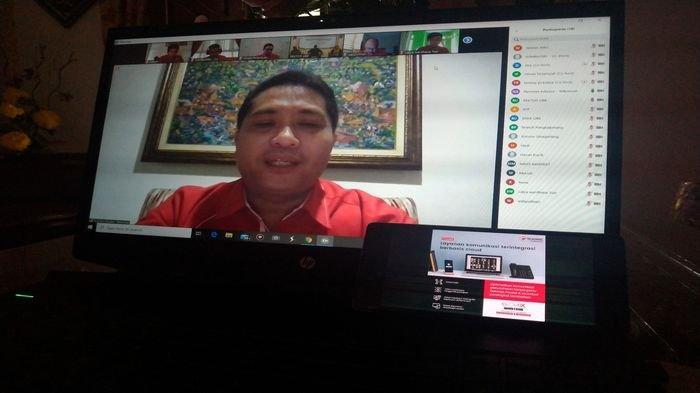 Telkomsel Bantu Universitas Bangka Belitung (UBB) Wujudkan Kampus Digital