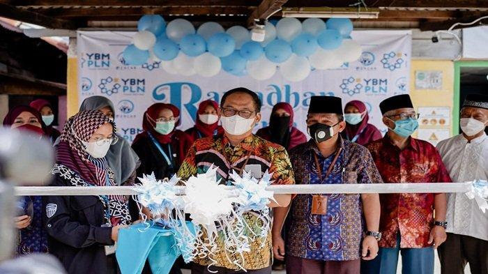 Kembali Tebar Keberkahan Ramadhan, YBM PLN Resmikan Rumah Cahaya Indonesia di Kota Palembang