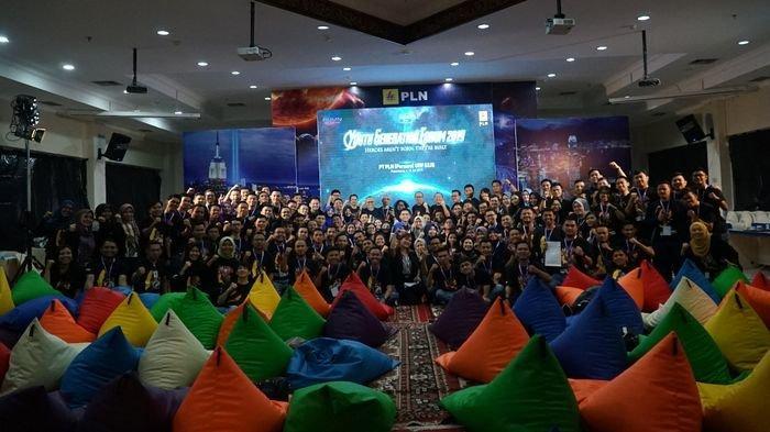 Youth Generation Forum PLN WS2JB Dihadiri Generasi Milenial Berlangsung Meriah dan Semangat