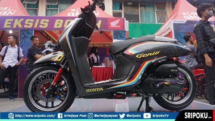 Astra Motor Sumsel Dukung Kreativitas dengan Genio Custom Playground