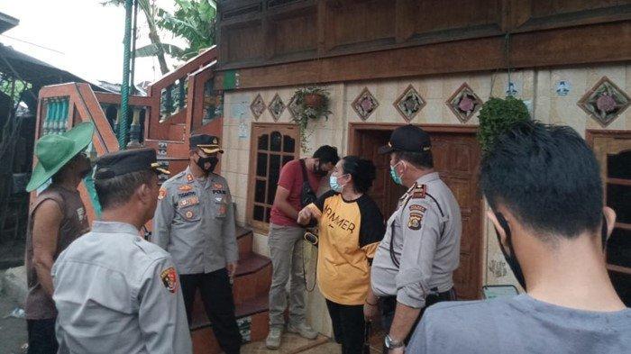 Polisi Gerebek Kampung Narkoba Pelarian di Ogan Ilir, Bersembunyi di Antara Pandai Besi