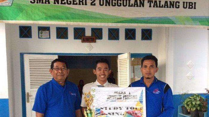 Satu Lagi Pelajar PALI Bakal ke Luar Negeri, 1237 Pelajar Meriahkan Smandalan Solidarity Games