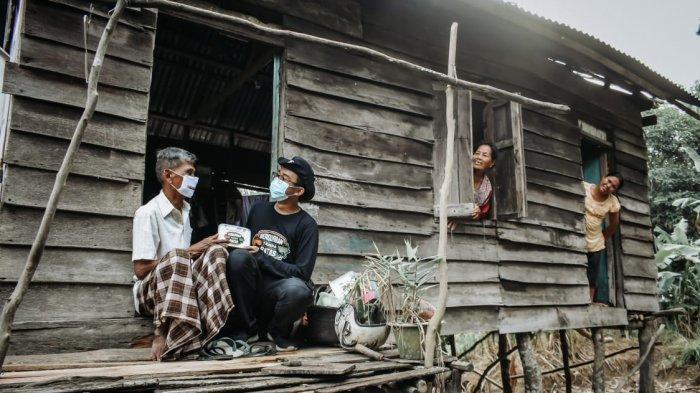 2 Tahun Tak Ada Pemotongan Hewan Qurban, Global Qurban Antar Daging ke Desa Pulokerto