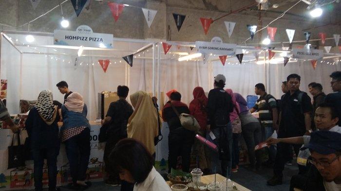 Gojek Dorong Peningkatan UMKM di Palembang, Gelar Festival Kuliner di Palembang Indah Mall