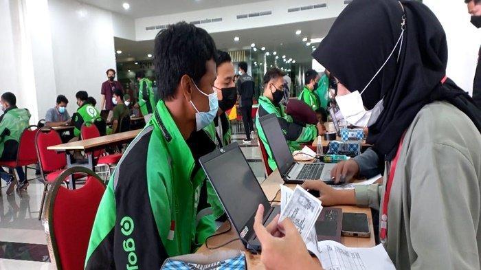 Terus Terdepan Hadirkan Standar Tertinggi Gojek BangkitBersama Dinkes Sumsel & Polrestabes Palembang