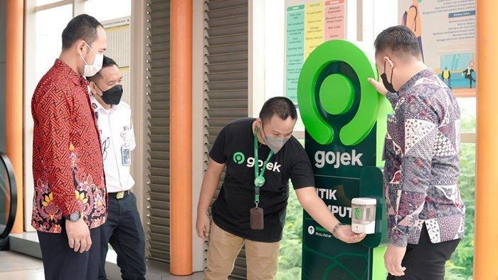 BangkitBersama Mudahkan Warga Palembang, Gojek Aplikasi Online Pertama