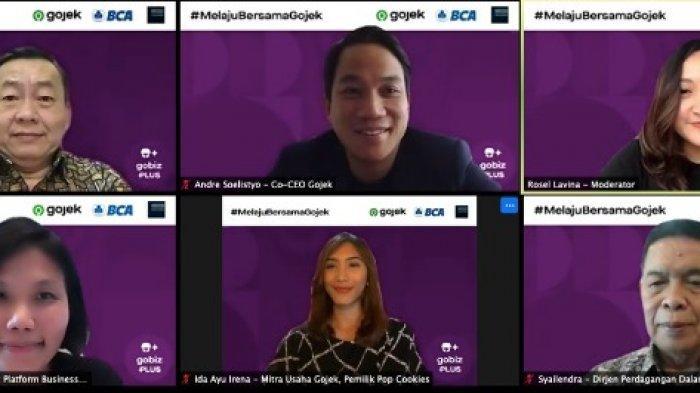 Gojek-BCA Luncurkan GoBiz Plus, Solusi Pembayaran Non Tunai untuk UMKM
