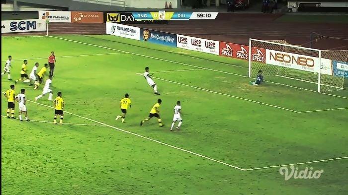 Hasil Akhir Liga 2 Indonesia Grup A: Sriwijaya FC Kokoh di Puncak, PSPS Bungkam KS Tiga Naga