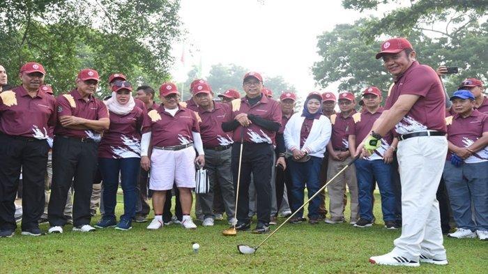 Gubernur Sumsel Herman Deru Ubah Stigma Golf Olahraga Mahal dan Eksklusif