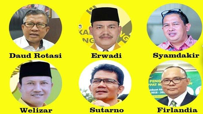 Perebutan Posisi Ketua Golkar Prabumulih Diyakini Seru, Nama-nama Ini Siap Saingi Wako Ridho Yahya