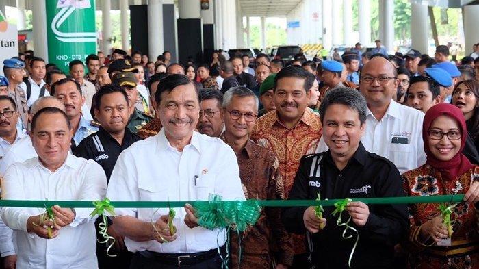Permudah Perjalanan Jutaan Pengunjung, Grab Hadir di Tujuh Bandar Udara di Sumatera