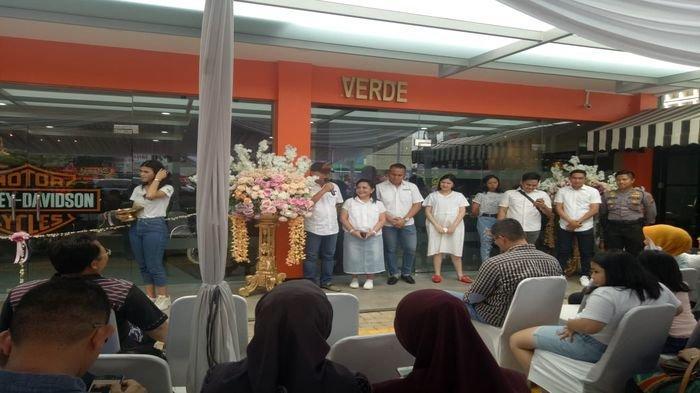 IMBI Sumsel : Mau Cari Perlengkapan 'Moge' di Palembang Sudah Ada Ini Tempatnya