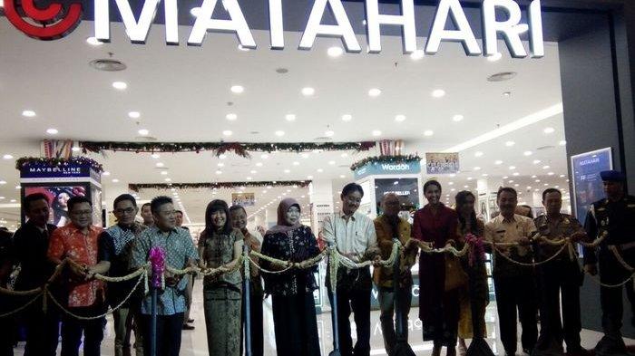 Serap Tenaga Kerja Lokal, Matahari Department Store Siap Manjakan Warga Lahat