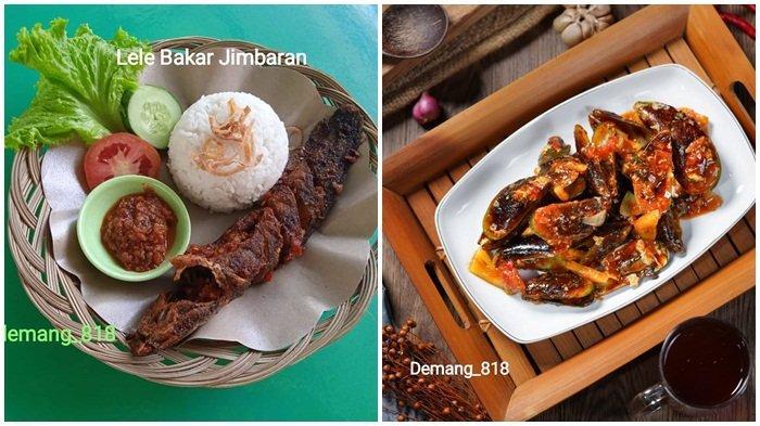 Grand Opening Pecel lele dan seafood Demang 818, beragam menu ikan, ayam, seafood dan lain - lainnya tersedia, dan dapat dipesan melalui aplikasi pemesanan makanan online Grab food.