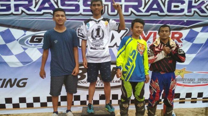 HART Jawara GrassTrack Region Sumatera , Wakili Sumatera Dalam Grandfinal Kejurnas GrassTrack