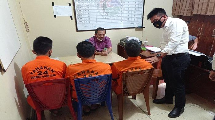 Update Penggerebekan Kampung Narkoba di Wilayah Indralaya, Ada Tiga Warga Jadi Tersangka