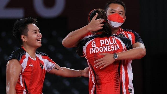 BREAKING NEWS: Greysia/Apriyani Ukir Sejarah! Sumbang Emas Untuk Indonesia di Olimpiade Tokyo 2020
