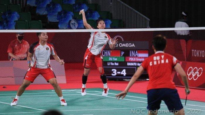 Greysia/Apriyani Lolos Final Bulutangkis Olimpiade Tokyo 2020, Sejarah Baru Ganda Putri Indonesia