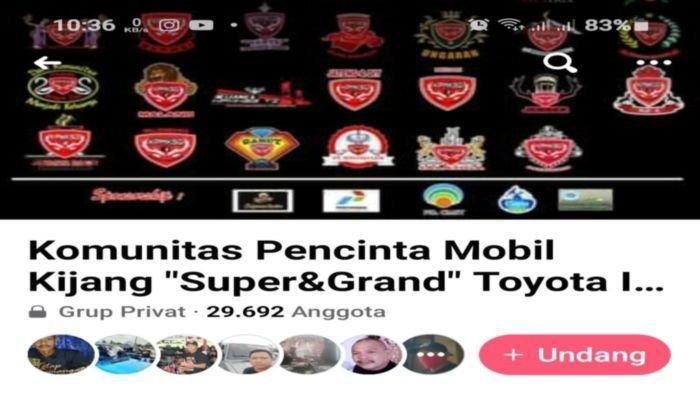 Mengenal Komunitas Pencinta Mobil Kijang 'Super&Grand;' Toyota Indonesia (KPMKSG-TI) Korwil Sumsel