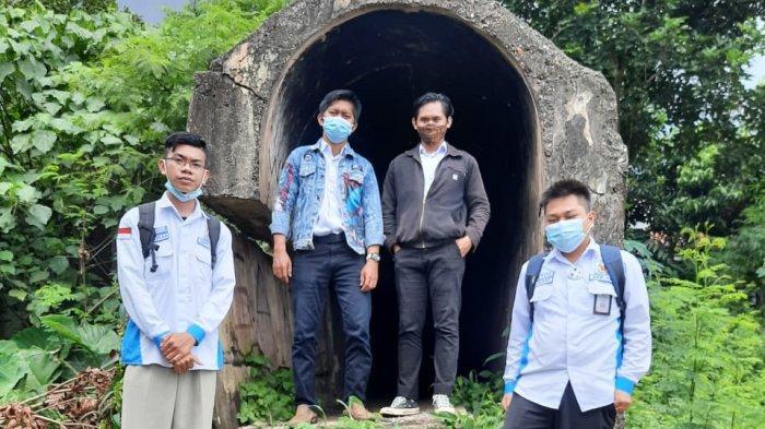 Komunitas CPI dan gua jepang