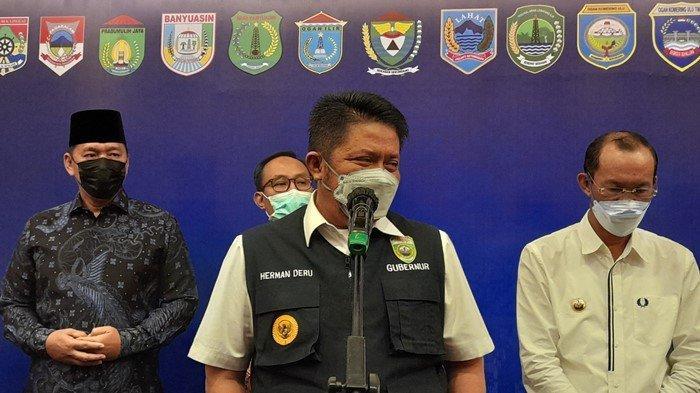 Penerapan PPKM Mikro di Sumsel, Kepala Daerah Diminta Awasi Pelaksanaan Hingga di Tingkat Desa