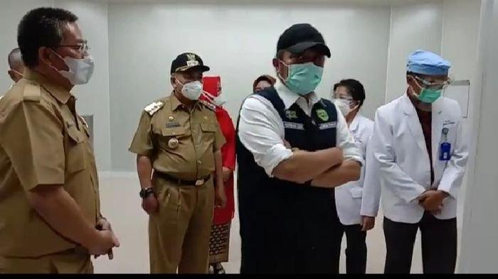 RSUD  Dr Ibnu Sutowo Baturaja Akan Dijadikan RS Layanan Regional di Sumsel
