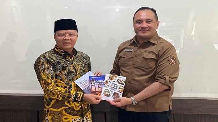 Tingkatkan SDM Pariwisata, Pemerintah Provinsi Bengkulu Gandeng Poltekpar Palembang