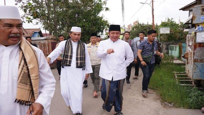 20 Tahun Rusak, Jalan Jaya VII Kelurahan 16 Ulu Palembang Kembali Mulus, Ini Komentar Ketua Masjid