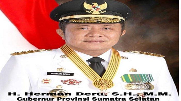 Live Wawancara Gubernur Sumsel oleh Metro TV Biro Palembang di Stadion Gelora Sriwijaya.
