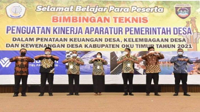 Gubernur HD Inginkan Seluruh Aparatur Desa di Sumsel Taat Azas dan Solutif