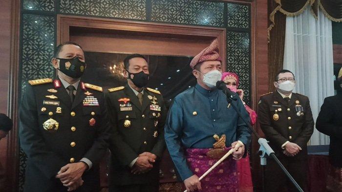 Gubernur Herman Deru: Pancasila Tercermin Bukan Hanya dari Tulisan Tapi dari Perbuatan
