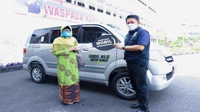 HD Bantu Mobil Operasional untuk Aisyiyah Provinsi Sumsel