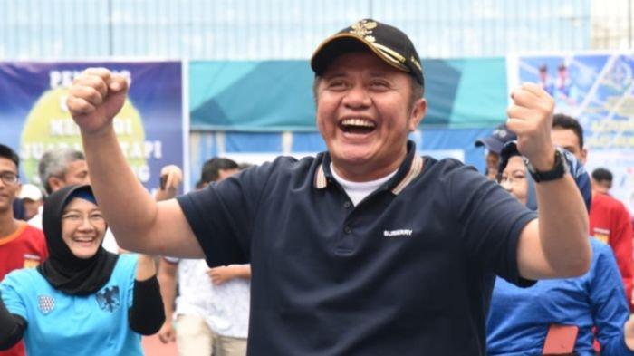 Gubernur Sumsel Herman Deru Buka Kejurnas Tenis Kajari Cup 2019