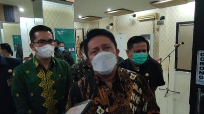 Herman Deru: Tetap Terus Berdoa Agar Indonesia Dapat Kuota