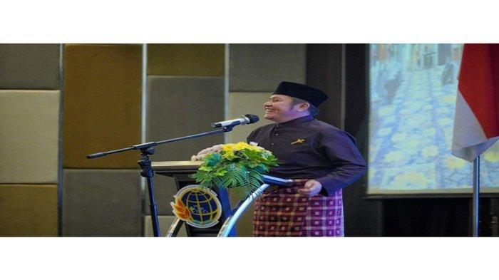 Gubernur Sumsel H Herman Deru SH MM
