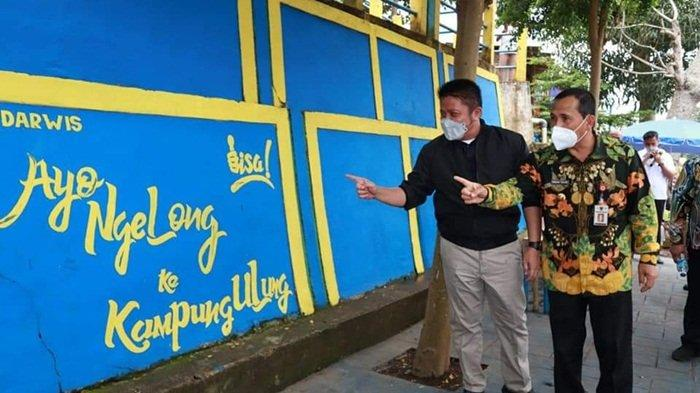 Cerita Kampung di Ulak Surung Lubuklinggau, Dulu Kumuh Kini Jadi Tempat Wisata