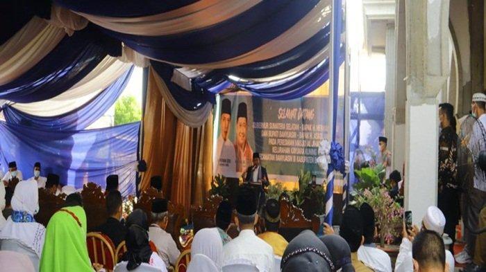 Askolani dan HD Resmikan Masjid Al-Jihad, Wujudkan Sumsel Maju untuk Semua dan Banyuasin Religius