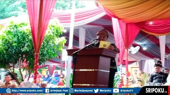 Herman Deru Minta Mendikbud Segera Angkat Guru Honorer di Sumsel