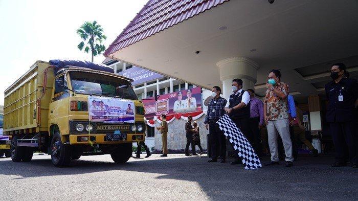 Palembang Masuk Wilayah PPKM Level 4 di Sumsel, Gubernur Herman Deru Sebut Ada Kabar Gembira