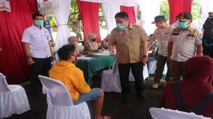 PSBB Palembang Tahap Dua Ada 9 Check Point, 4 di Wilayah Perbatasan Sisanya Disebar di dalam Kota