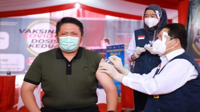 Setelah Sinovac, Rabu Lusa Sumsel Bakal Terima 18.270 Vial Vaksin Biofarma
